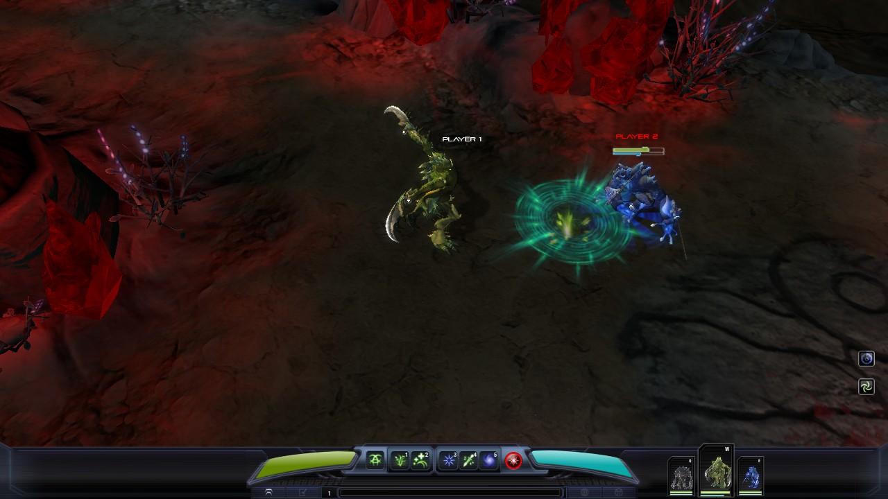 Darkspore - Screenshots