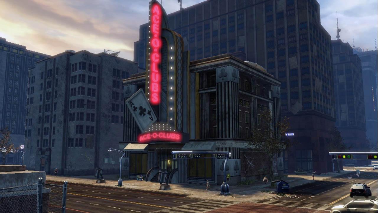 DC Universe Online - Ambienti e personaggi