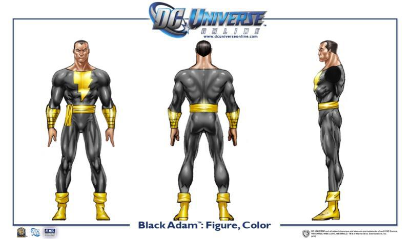 DC Universe Online - Black Adam