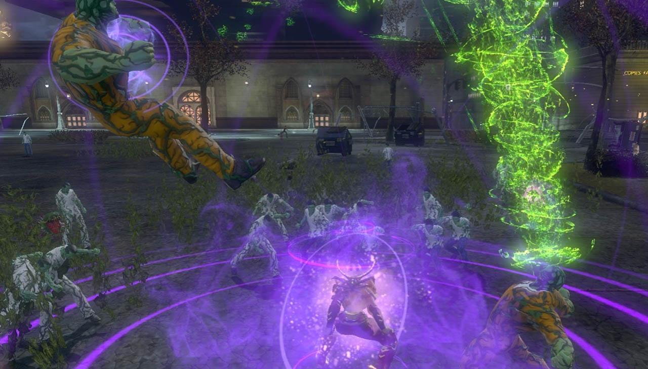 DC Universe Online - Dal fumetto alla console