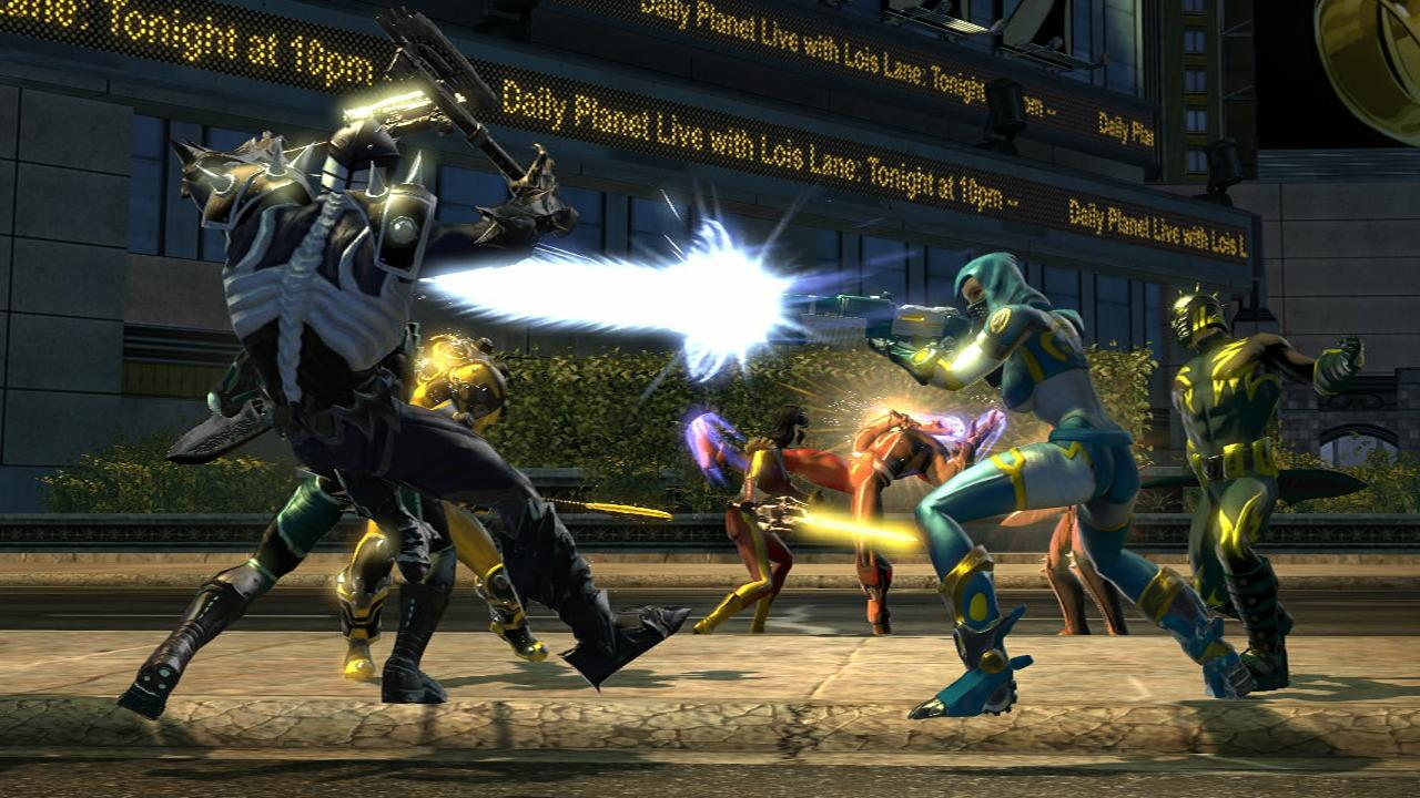 DC Universe Online - Immagini TGS 2010