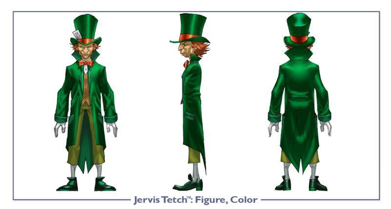 DC Universe Online - Jervis Tetch