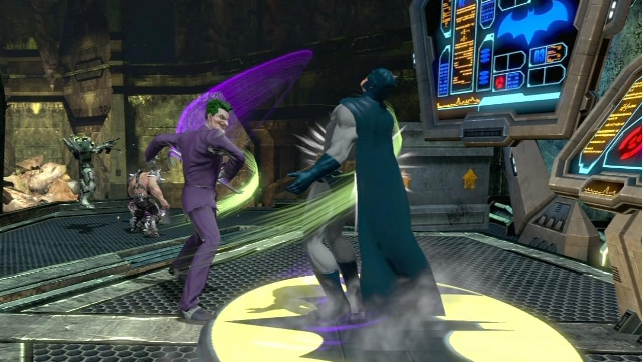 Dc Universe Online - Joker vs Batman