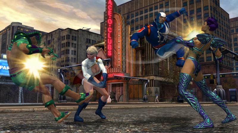 DC Universe Online - Screenshots