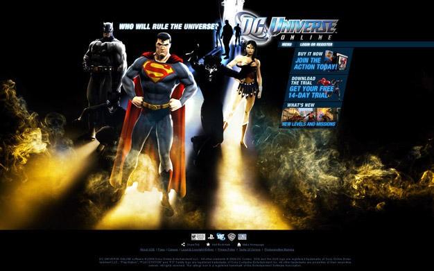 DC Universe Online - Supereroi