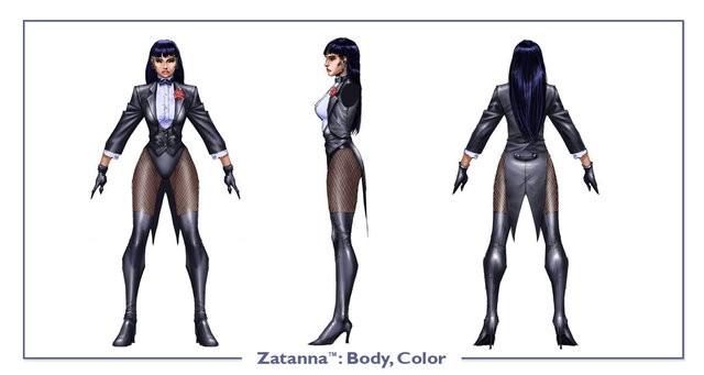 Dc Universe Online - Zatanna
