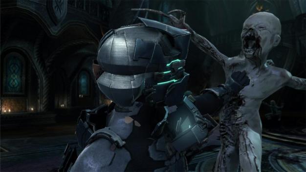 Dead Space 2 - Immagini dallo screen 3D