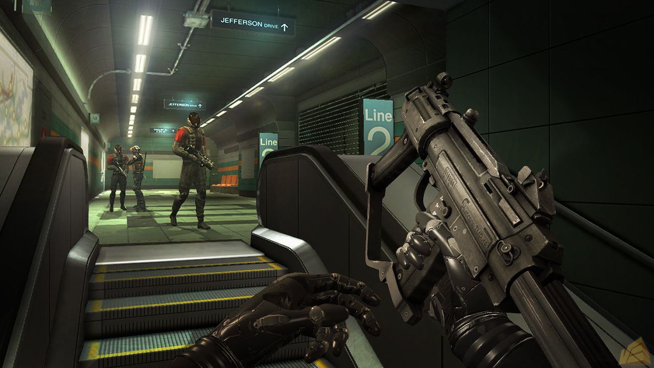 Deus Ex 3: Human Revolution - Altre immagini