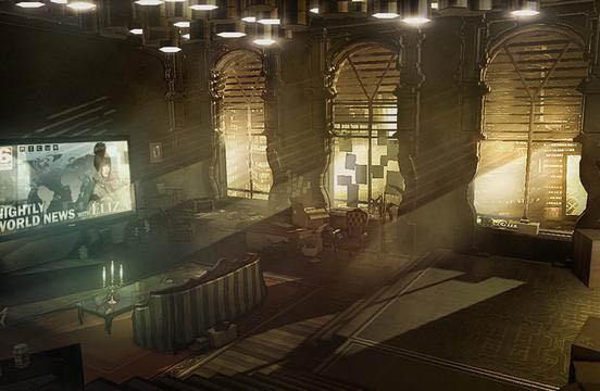 Deus Ex 3: Human Revolution - Ambientazioni