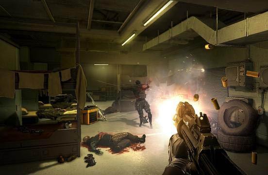 Deus Ex 3: Human Revolution - Azione!