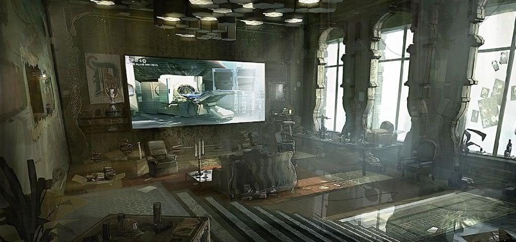 Deus Ex 3: Human Revolution - In game
