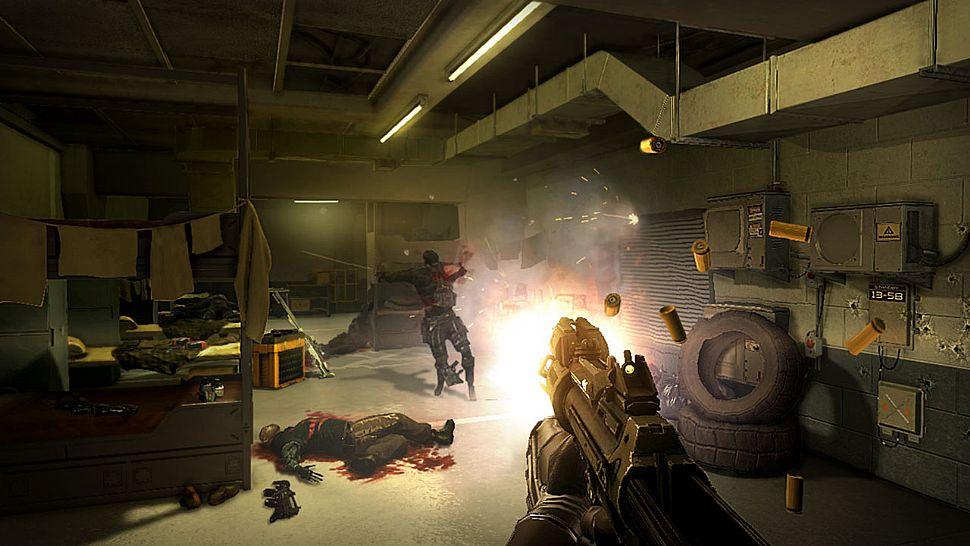 Deus Ex 3: Human Revolution - Nei panni del protagonista