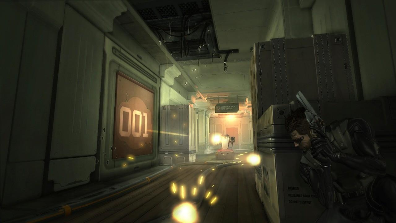 Deus Ex 3: Human Revolution - TGS 2010