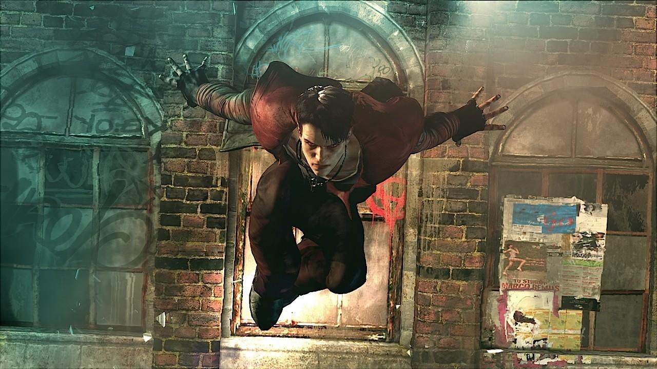 Devil May Cry - Immagini dal TGS 2010