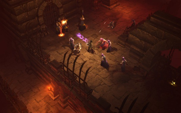 Diablo III - Deserti e dungeon