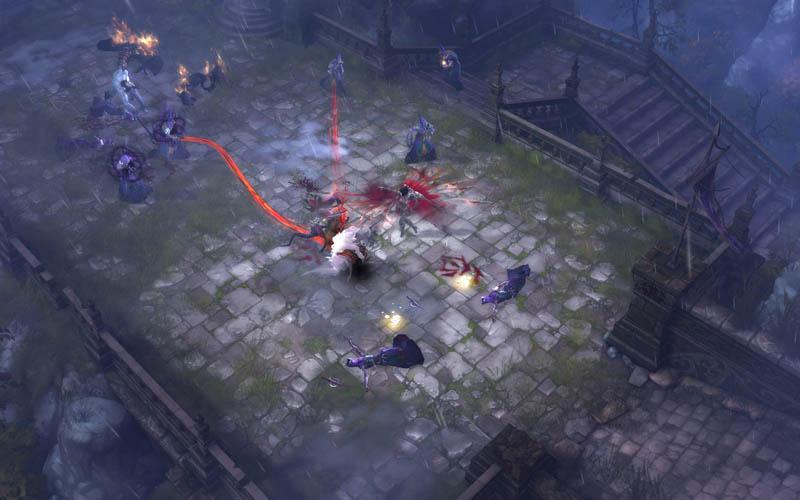 Diablo III- Immagini del cacciatore