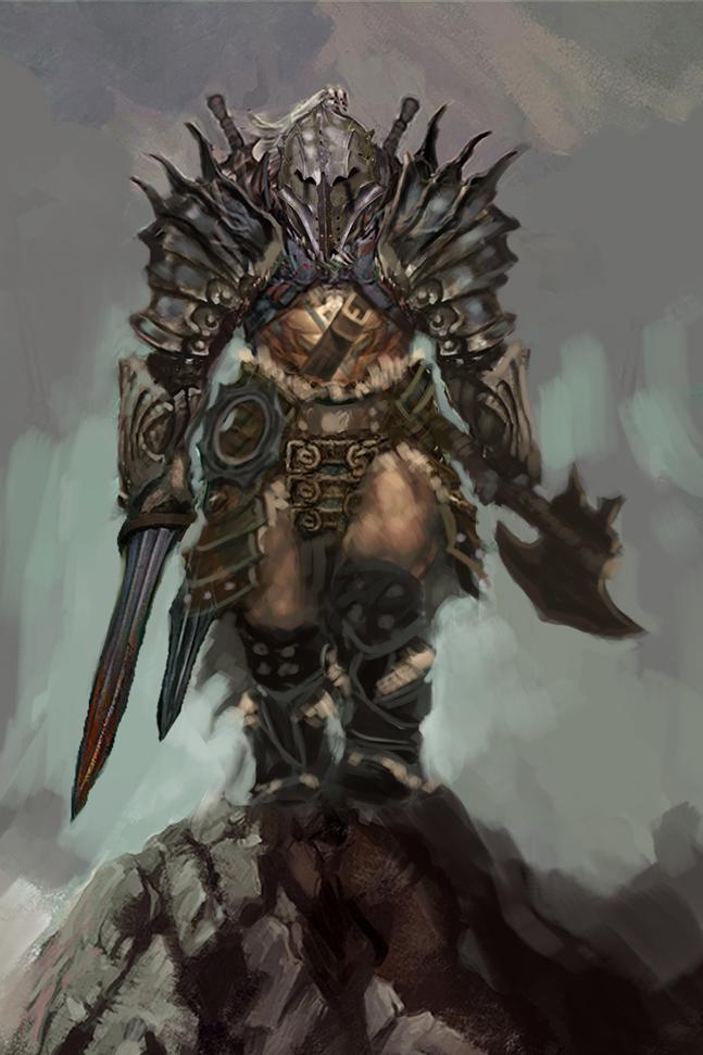 Diablo III - Le immagini dei protagonisti