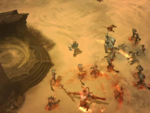 Diablo III - The Barbarian Screenshots