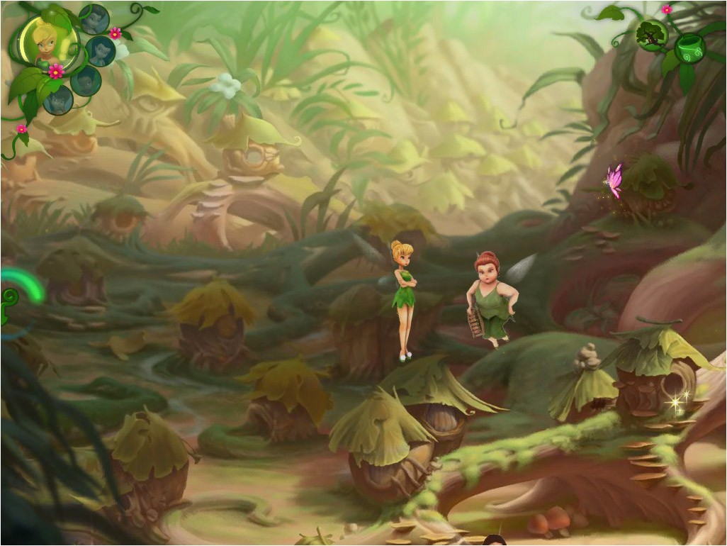 Disney Fairies: Trilli - La piccola Trilli