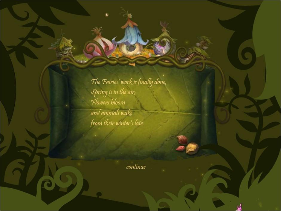 Disney Fairies: Trilli - Screenshots
