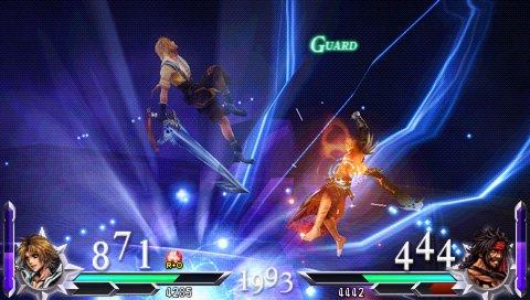 Dissidia 012 [duodecim]: Final Fantasy - screenshots