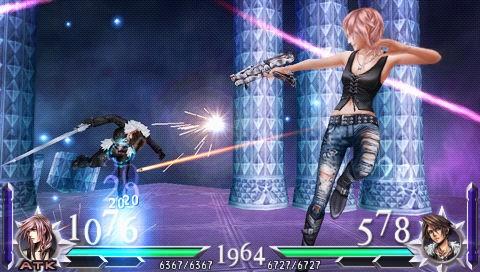 Dissidia 012 [duodecim]: Final Fantasy - Altre immagini