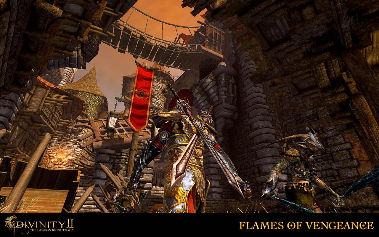 Divinity 2: The Dragon Knight Saga - Flames of Vengeance