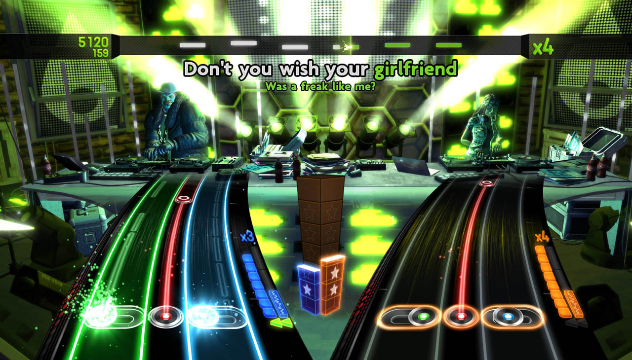 DJ Hero 2 - Altri Screenshots