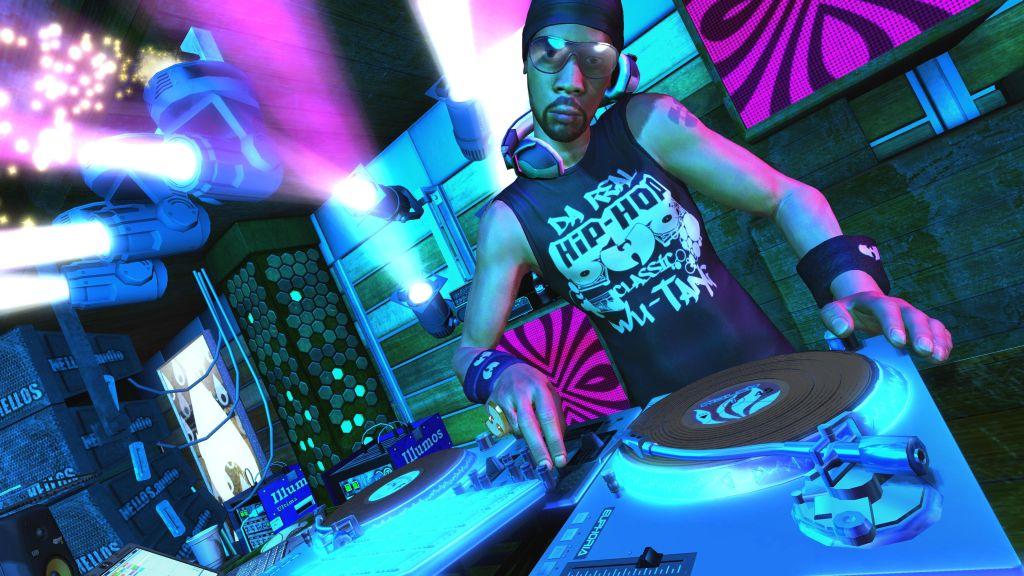 DJ Hero 2 - The RZA