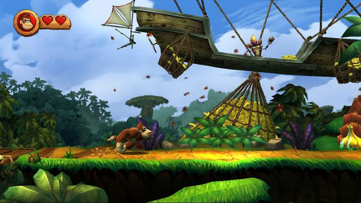Donkey Kong Country Returns - Gioca con Donkey Kong