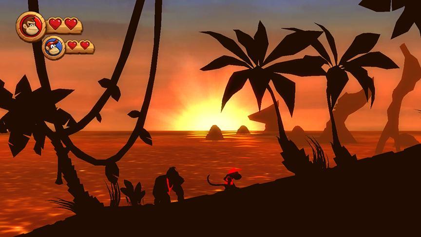 Donkey Kong Country Returns - Screenshots