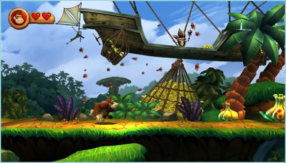 Donkey Kong Country Returns - Una grande avventura