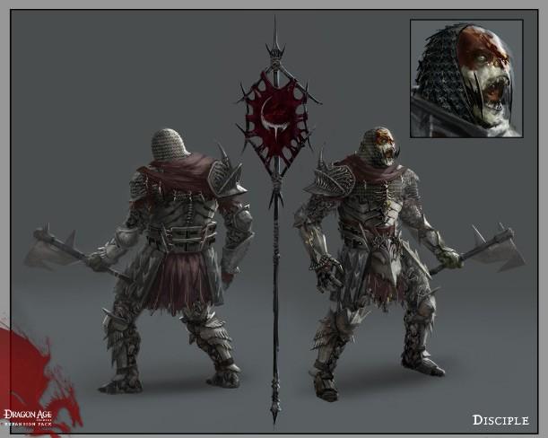 Dragon Age: Origins Awakening - Disciple