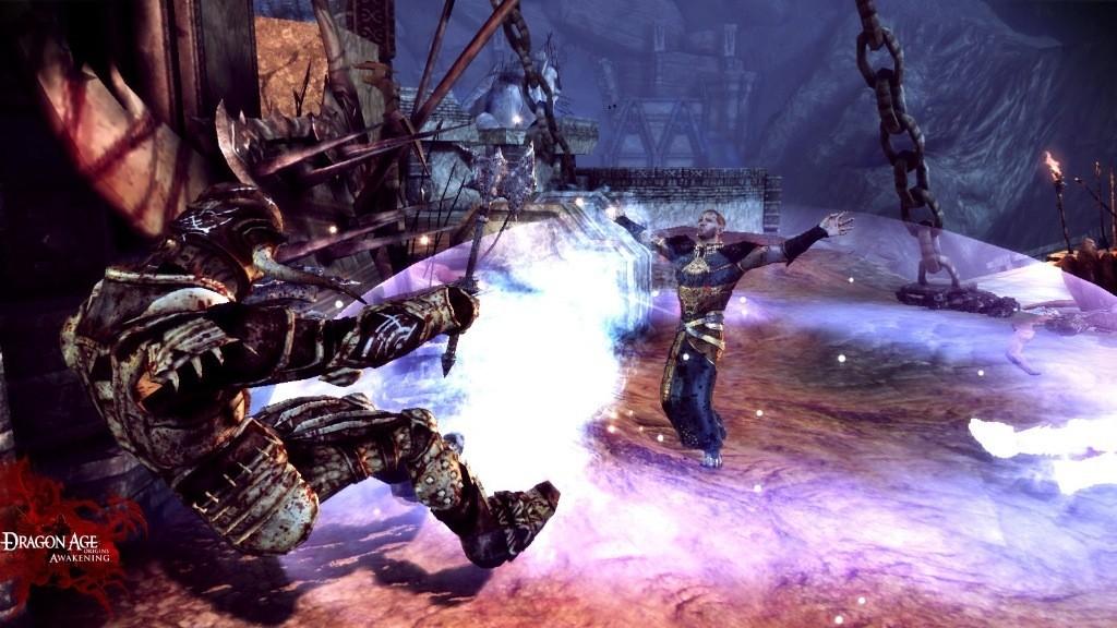 Dragon Age: Origins Awakening - Energia