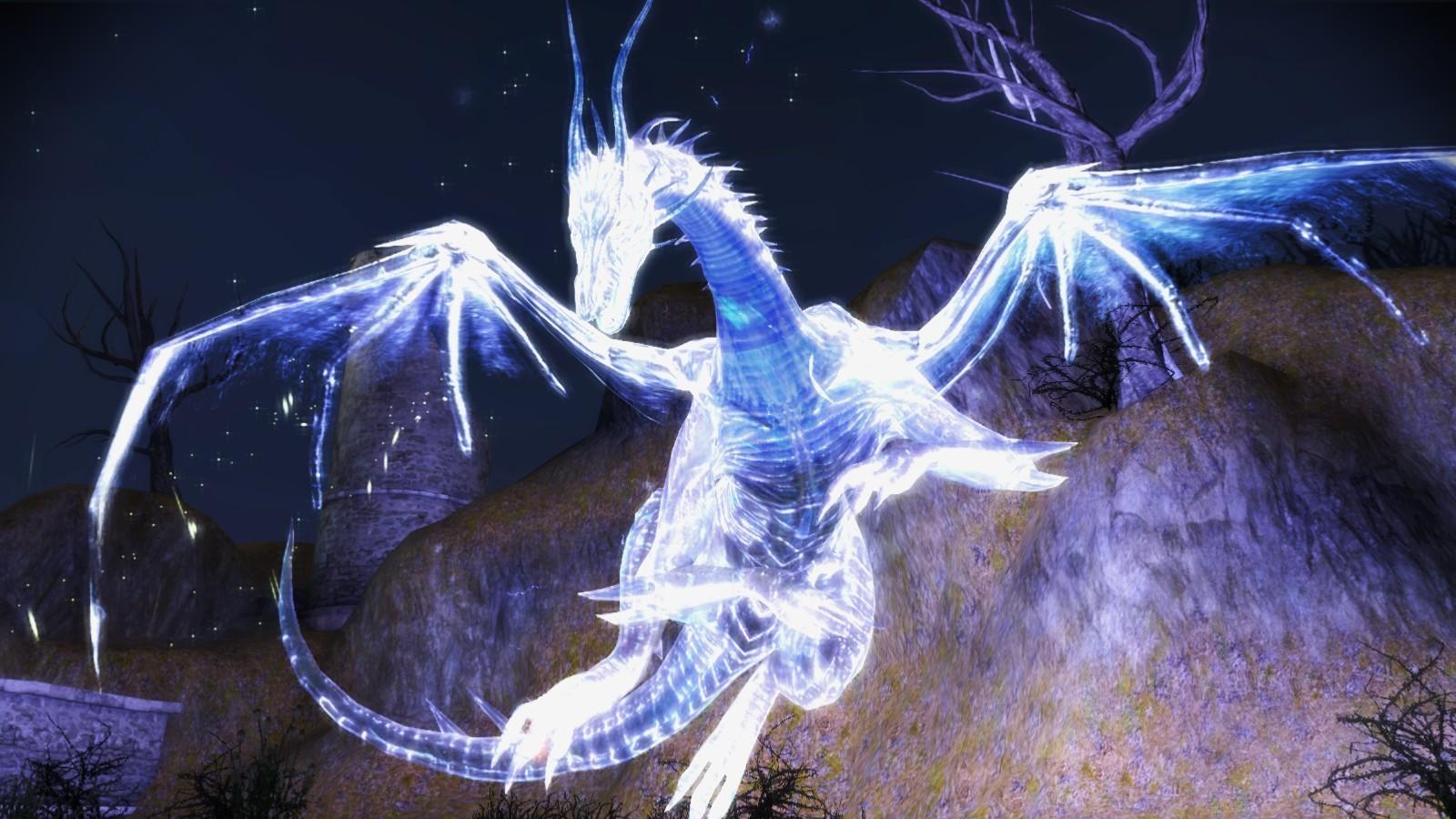 Dragon Age: Origins Awakening - Il Drago