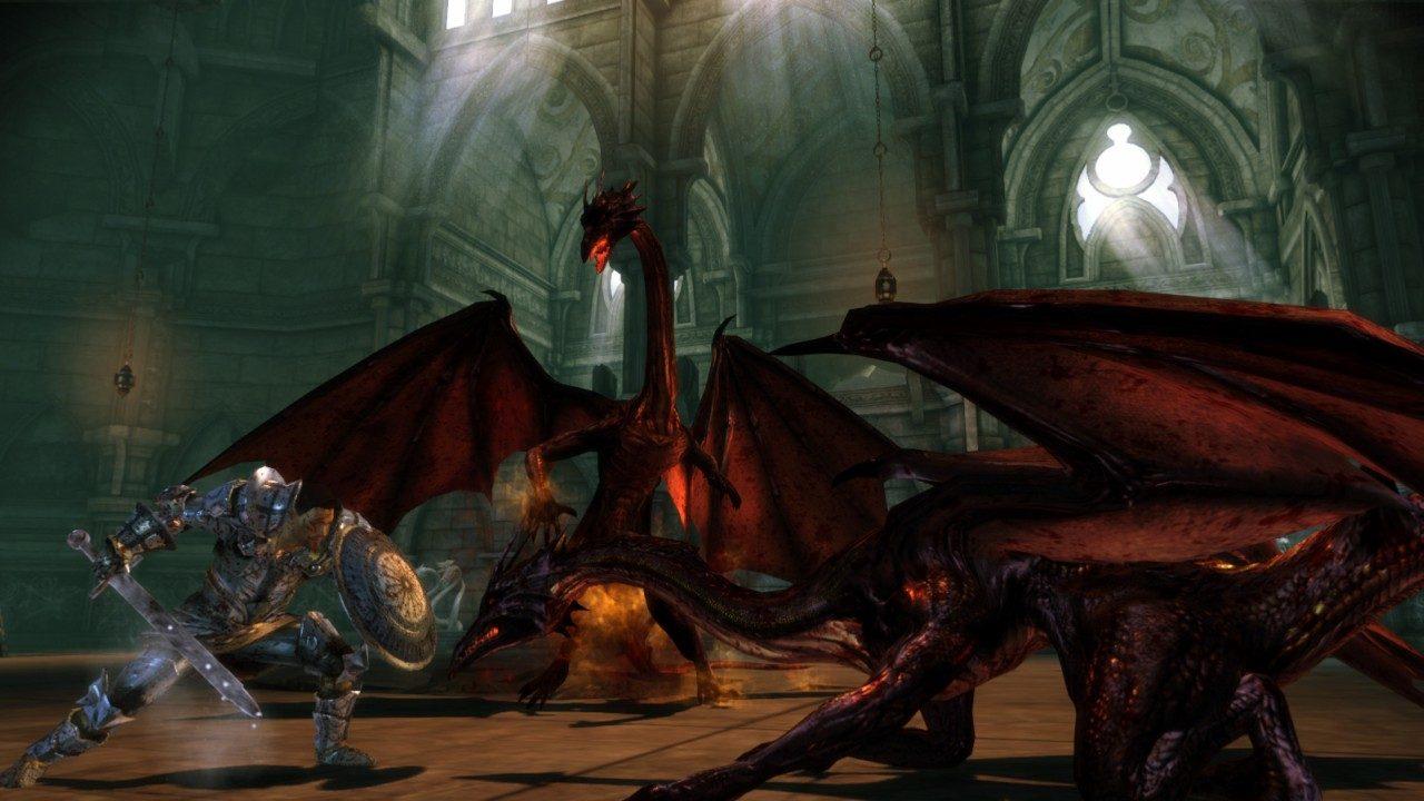 Dragon Age: Origins Awakening - Primi screenshots