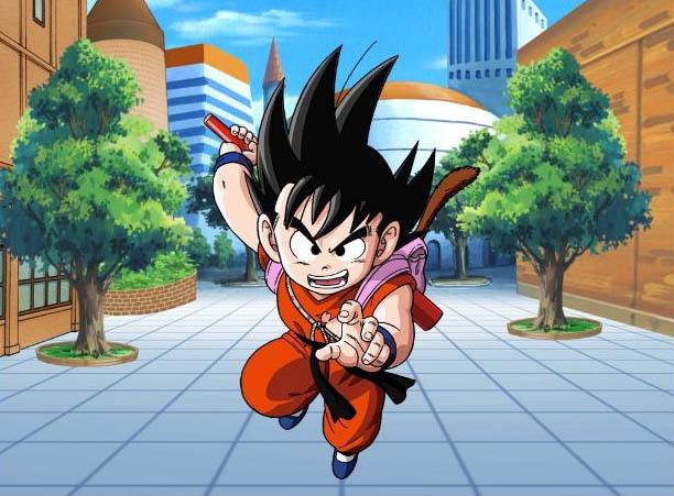 Dragon Ball: Origins 2 - Alcuni personaggi