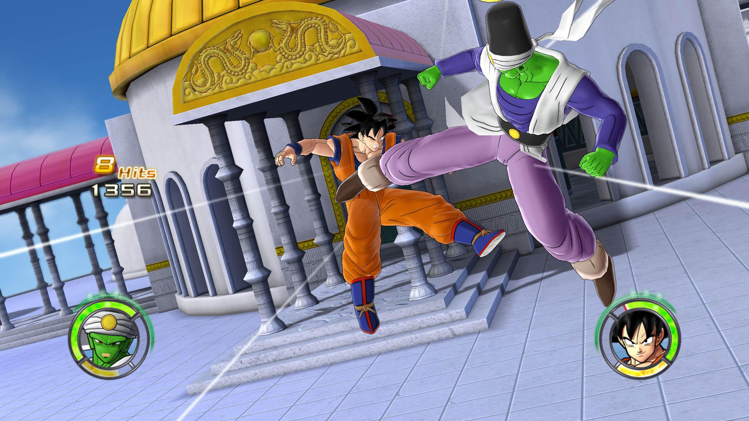 Dragon Ball: Raging Blast 2 - Si combatte al Comic Con  2010