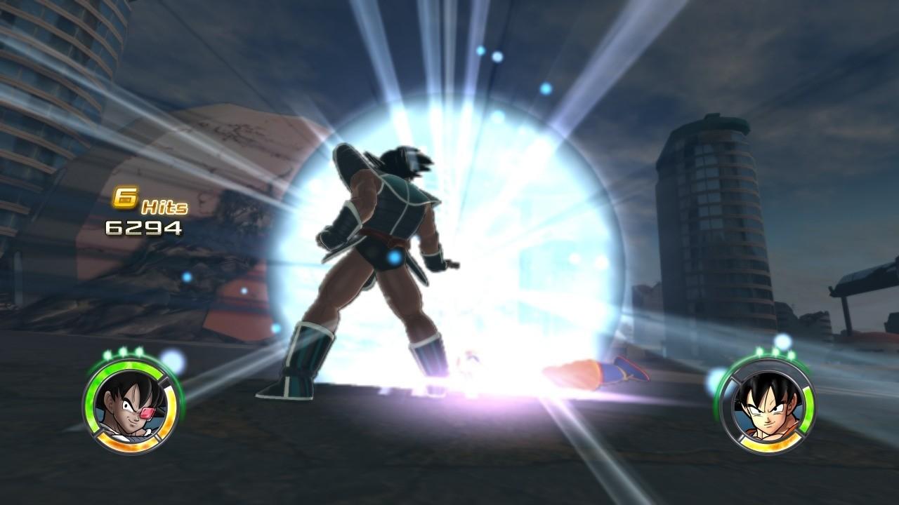 Dragon Ball: Raging Blast 2 - Solo Goku