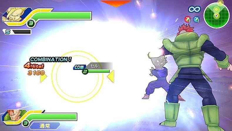 Dragon Ball Z: Tenkaichi Tag Team - Altre immagini