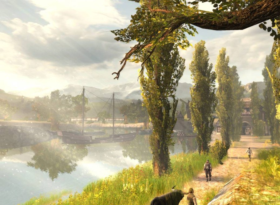 Drakensang: The River of Time - Le donne, i cavalieri, le armi...