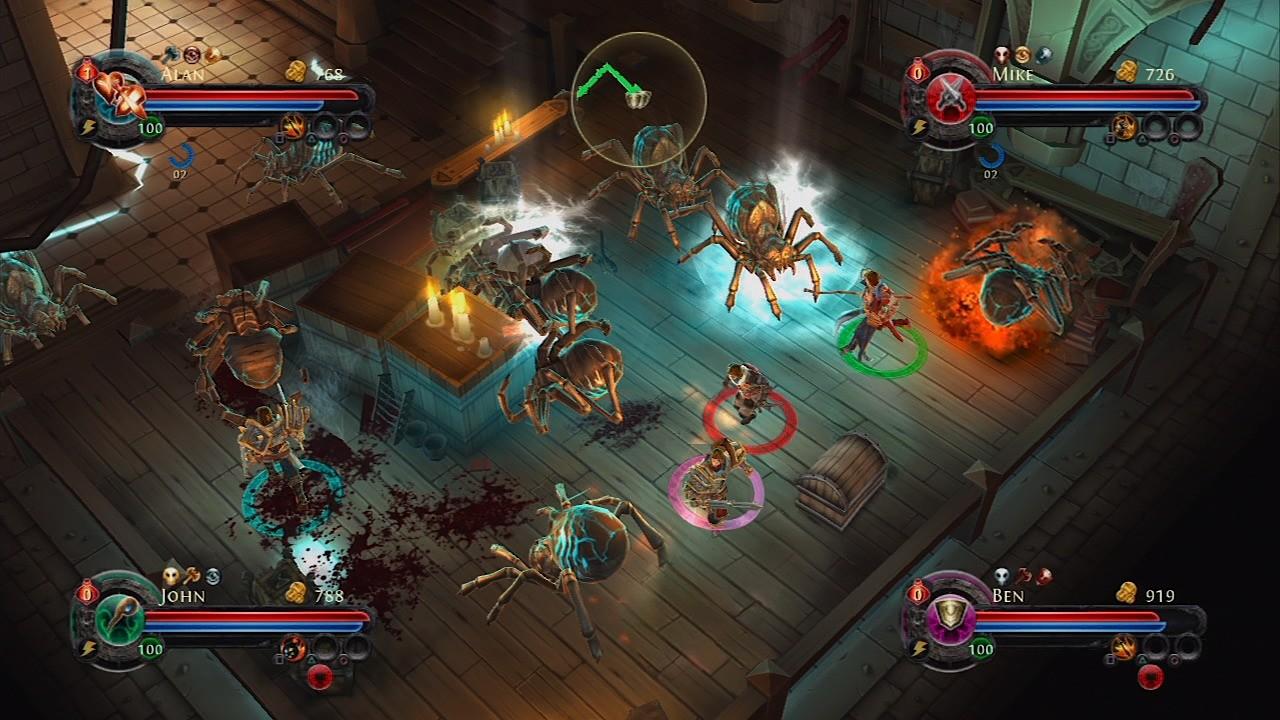 Dungeon Hunter - Screenshots per PS3
