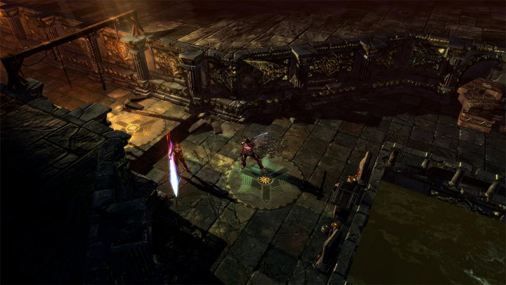 Dungeon Siege 3 - Gameplay