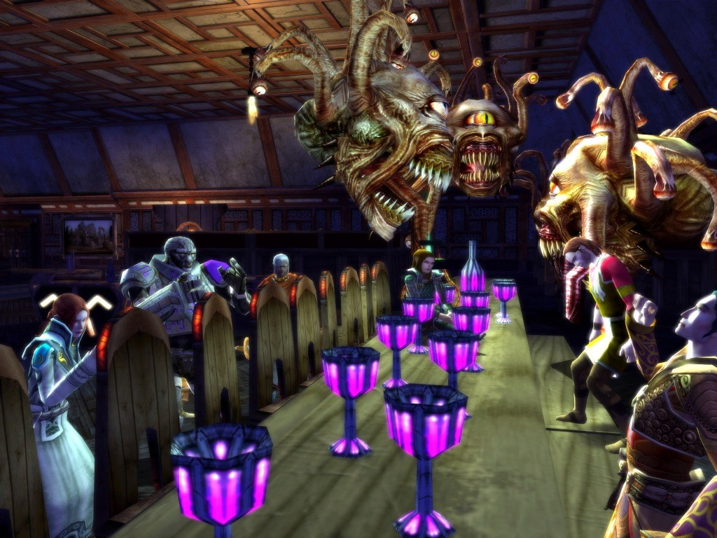 Dungeons and Dragons Online - Screenshots
