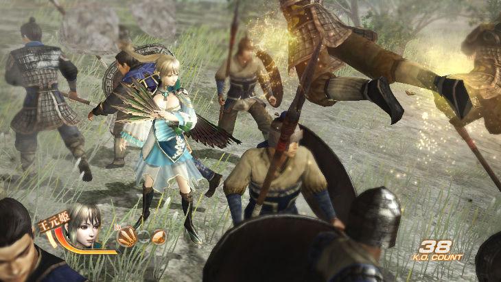 Dynasty Warriors 7 - Campi di battaglia