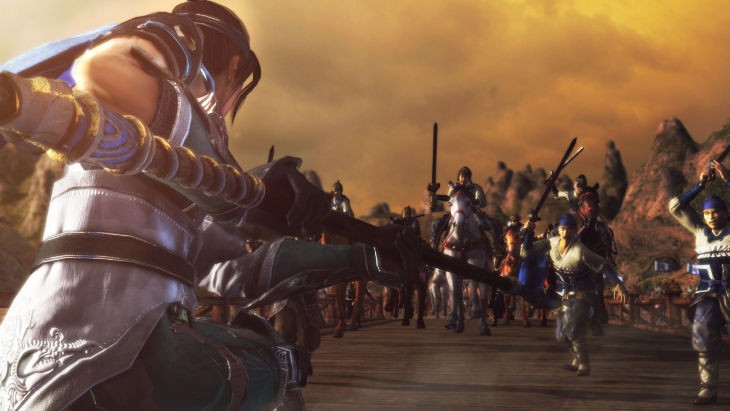 Dynasty Warriors 7 - Guerrieri!