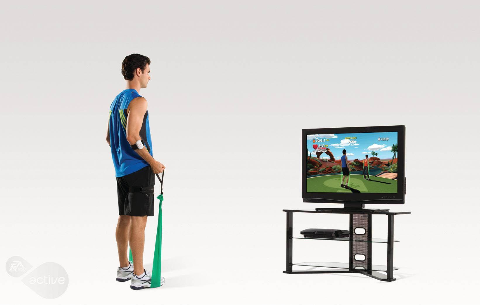 EA Sports Active 2.0 - Immagini Xbox E3 2010