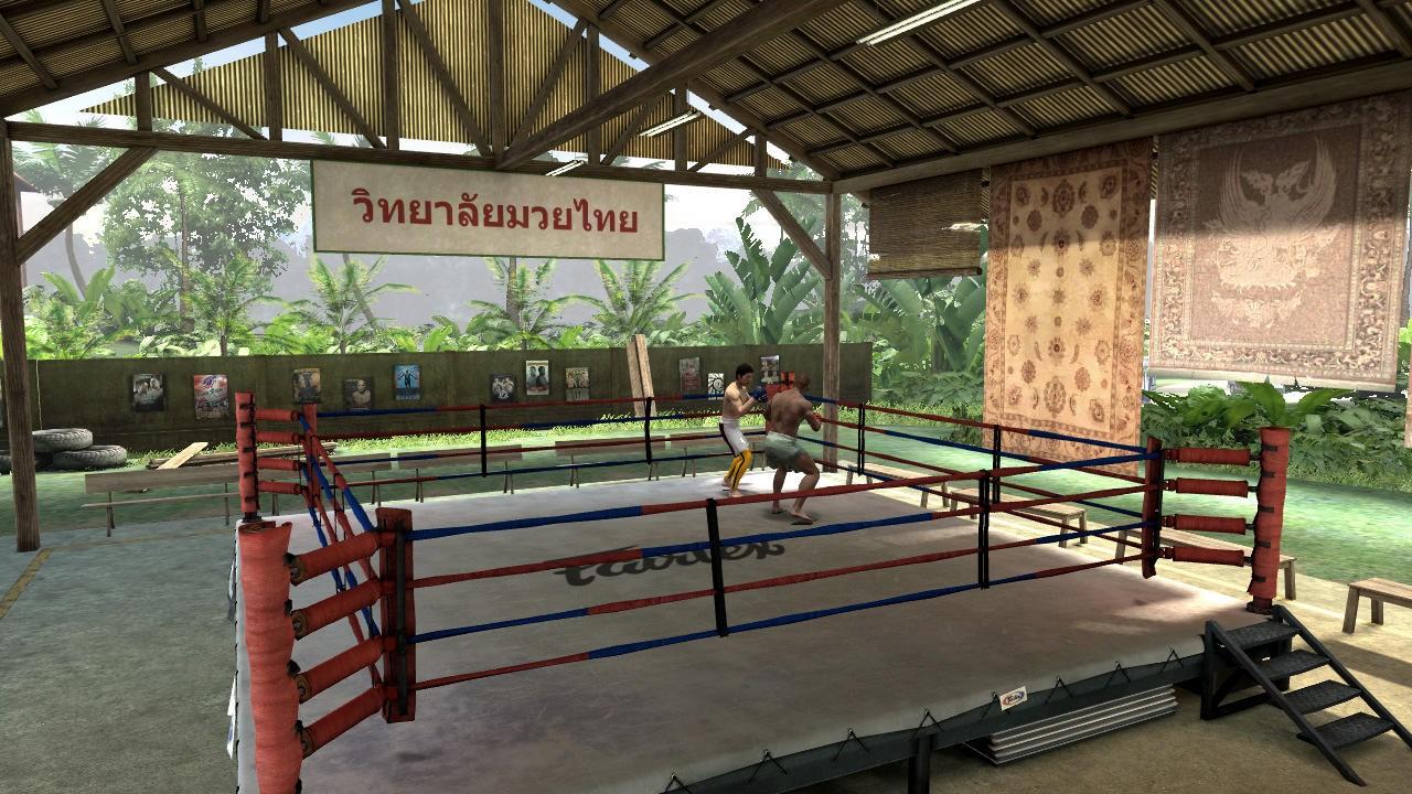 EA Sports MMA - Arti marziali