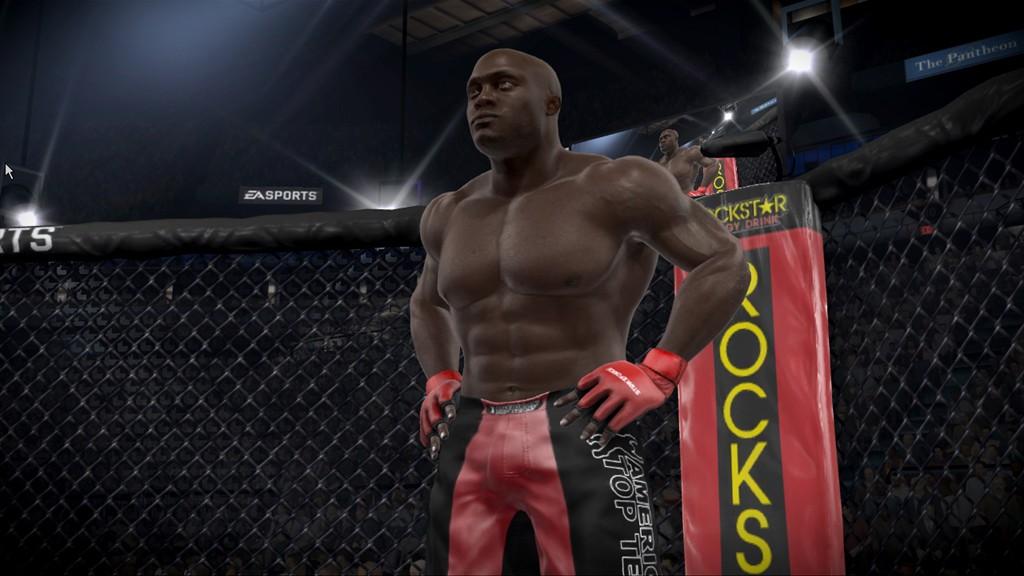 EA Sports MMA - Campioni