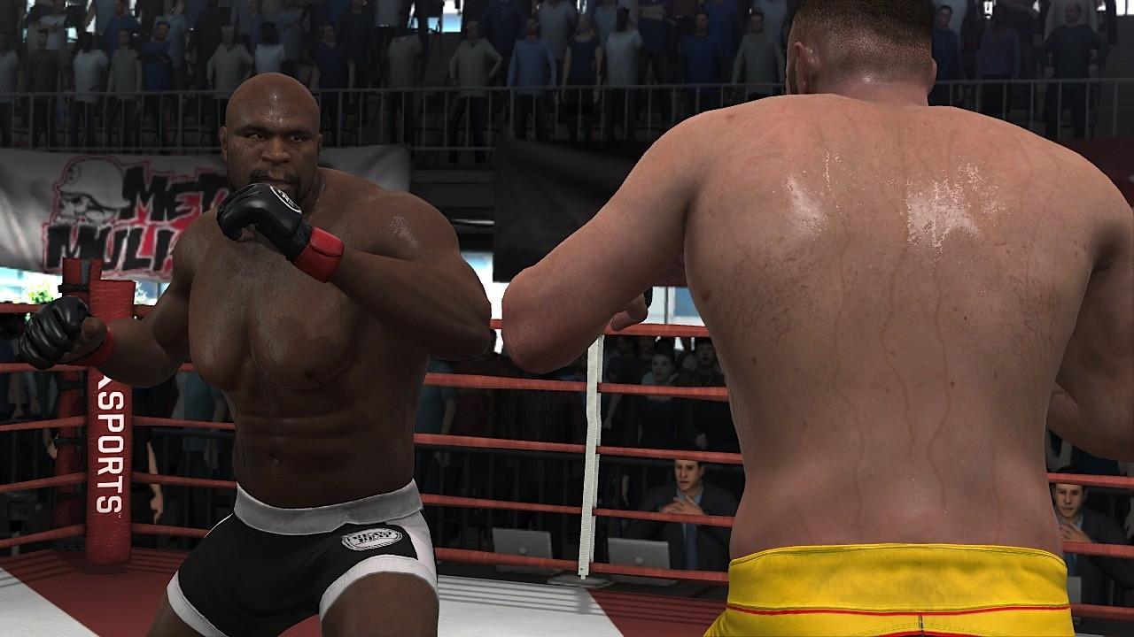 EA Sports MMA - Colpi dal TGS 2010